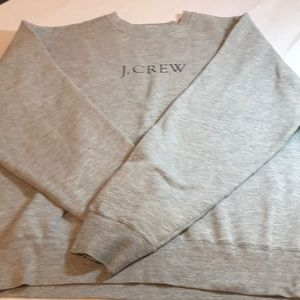 J Crew men's sweatshirt size medium